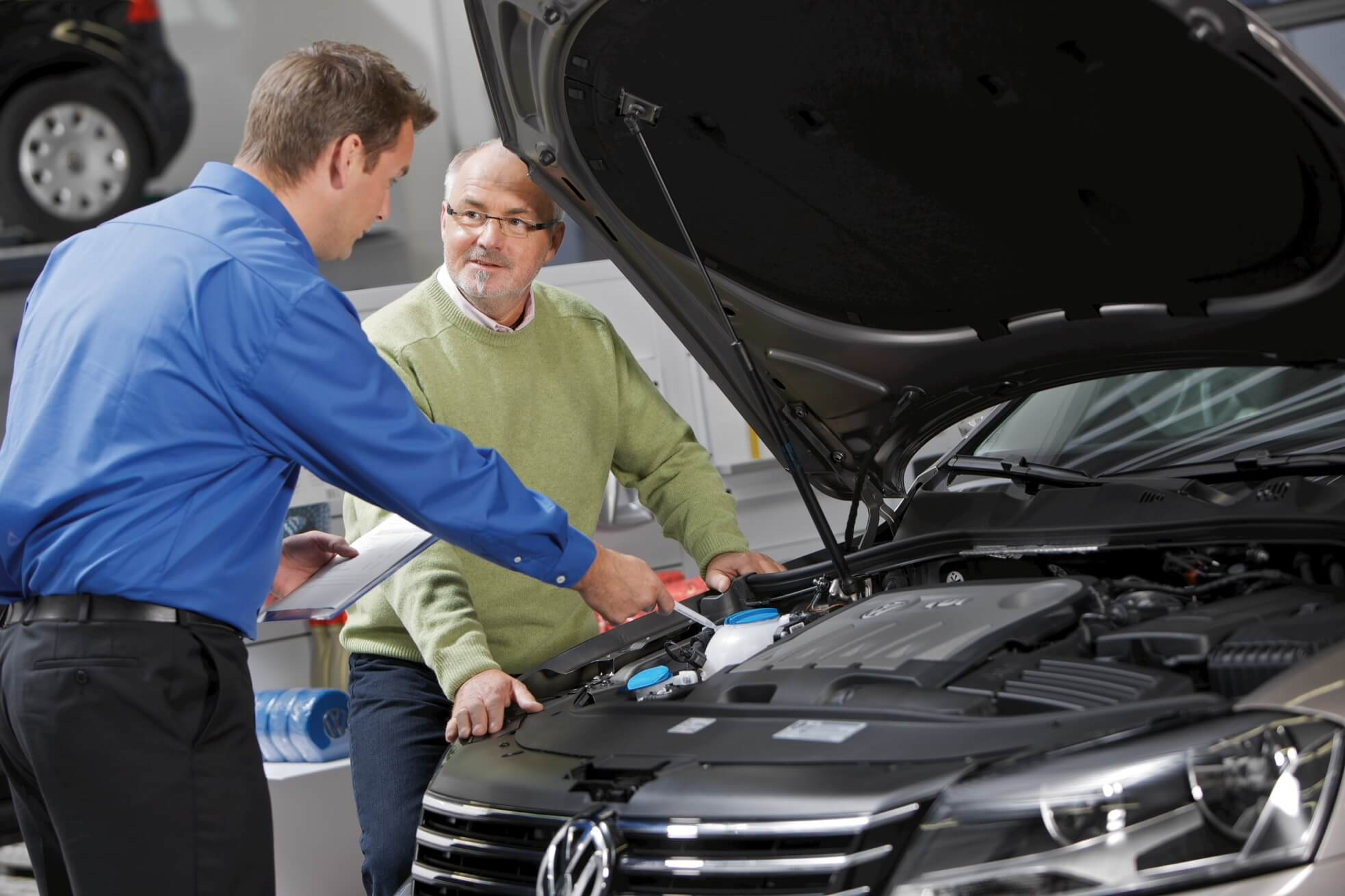Volkswagen Maintenance & Repair