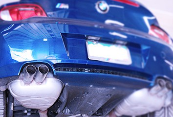 BMW performance parts installation Denver